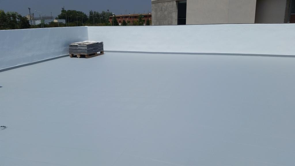 Ondumet impermeabilizaciones terrazas y pintura fachadas - Pintura para terrazas ...