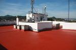 Impermeabilización de terraza con pintura antigotera